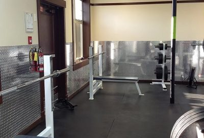 Co-Ed Weight Room